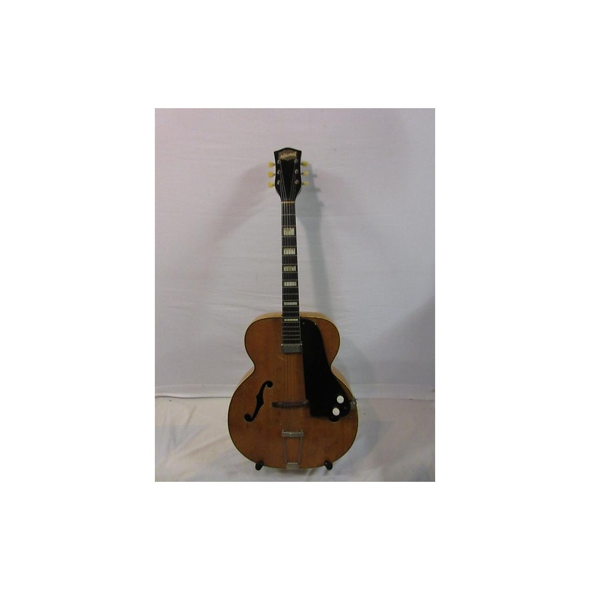 National 1954 1100 CALIFORNIA Hollow Body Electric Guitar