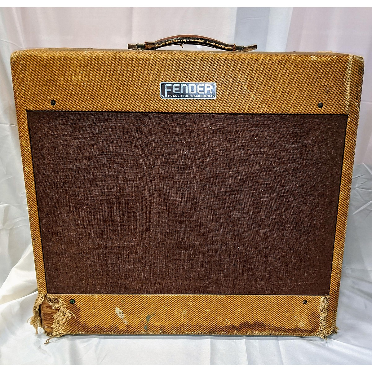 Fender 1954 1954 PRO TWEED Tube Guitar Combo Amp