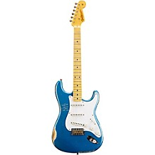 1954 Heavy Relic Stratocaster Electric Guitar Lake Placid Blue