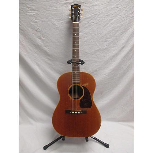 vintage gibson 1954 lg 3 acoustic guitar natural guitar center. Black Bedroom Furniture Sets. Home Design Ideas