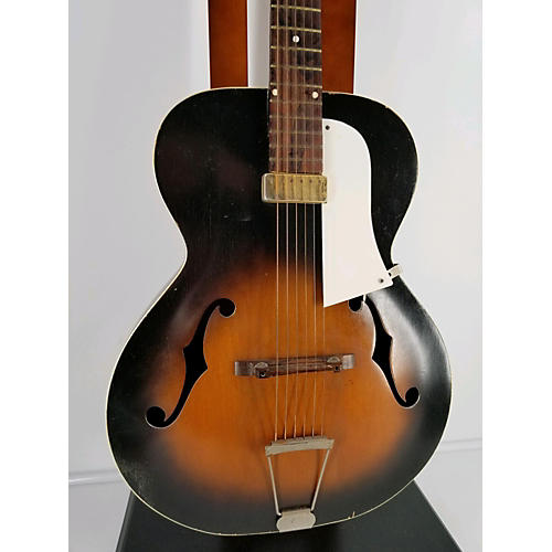 Kay 1955 Archtop Hollow Body Electric Guitar