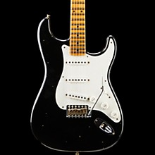 1955 Journeyman Relic Stratocaster - Custom Built - NAMM Limited Edition Aged Black