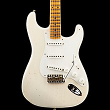 1955 Journeyman Relic Stratocaster - Custom Built - NAMM Limited Edition Aged White Blonde