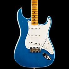 1955 Journeyman Relic Stratocaster - Custom Built - NAMM Limited Edition Faded Aged Lake Placid Blue