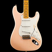 1955 Journeyman Relic Stratocaster - Custom Built - NAMM Limited Edition Faded Aged Shell Pink