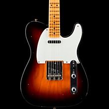 1956 Telecaster Journeyman Maple Fingerboard Electric Guitar Wide Fade 2-Color Sunburst