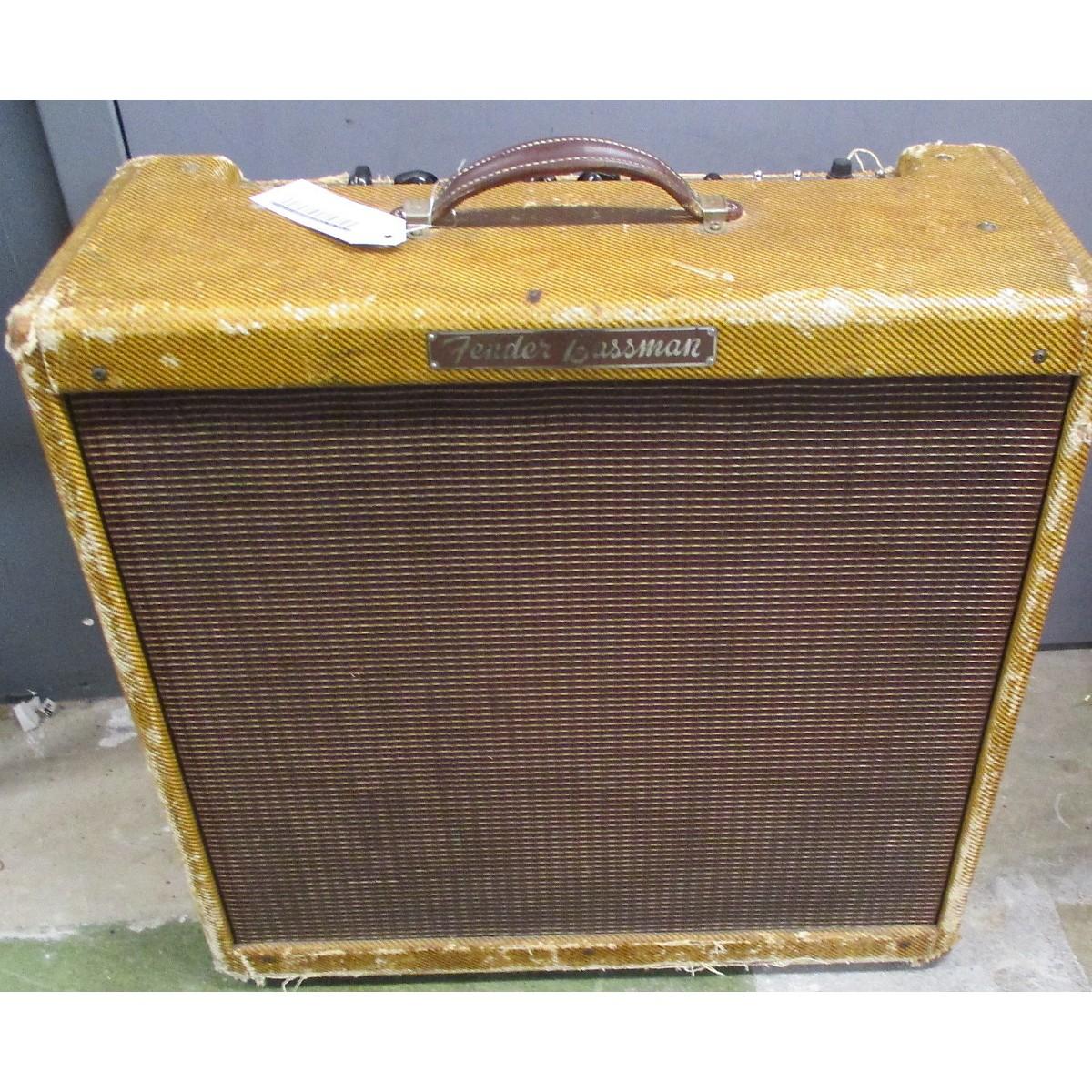 Fender 1957 BASSMAN Tube Guitar Combo Amp