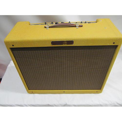 Fender 1957 CUSTOM TWIN TWEED REISSUE (HANDWIRED) Tube Guitar Combo Amp