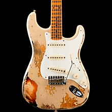 1957 Heavy Relic Stratocaster Electric Guitar Desert Sand Over 2 Color Sunburst