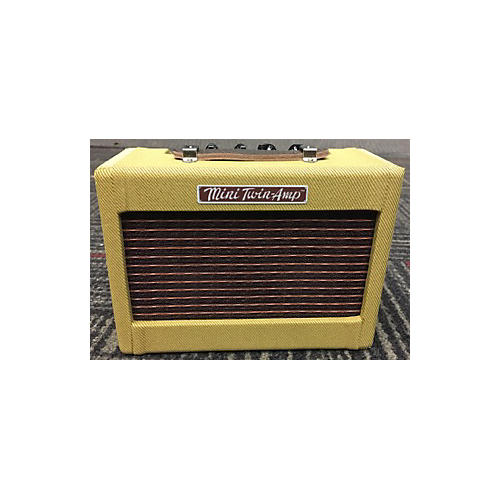 Fender 1957 Mini Twin Battery Powered Amp