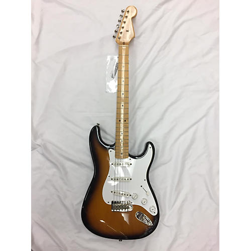 used fender 1957 reissue stratocaster solid body electric guitar guitar center. Black Bedroom Furniture Sets. Home Design Ideas