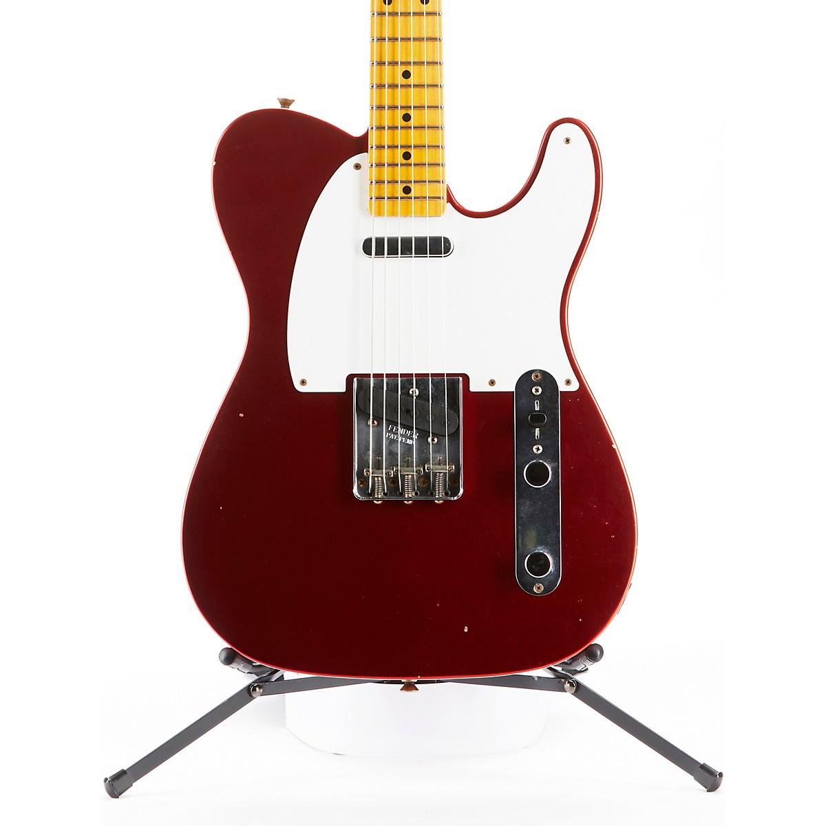Fender Custom Shop 1957 Telecaster Journeyman Relic Electric Guitar