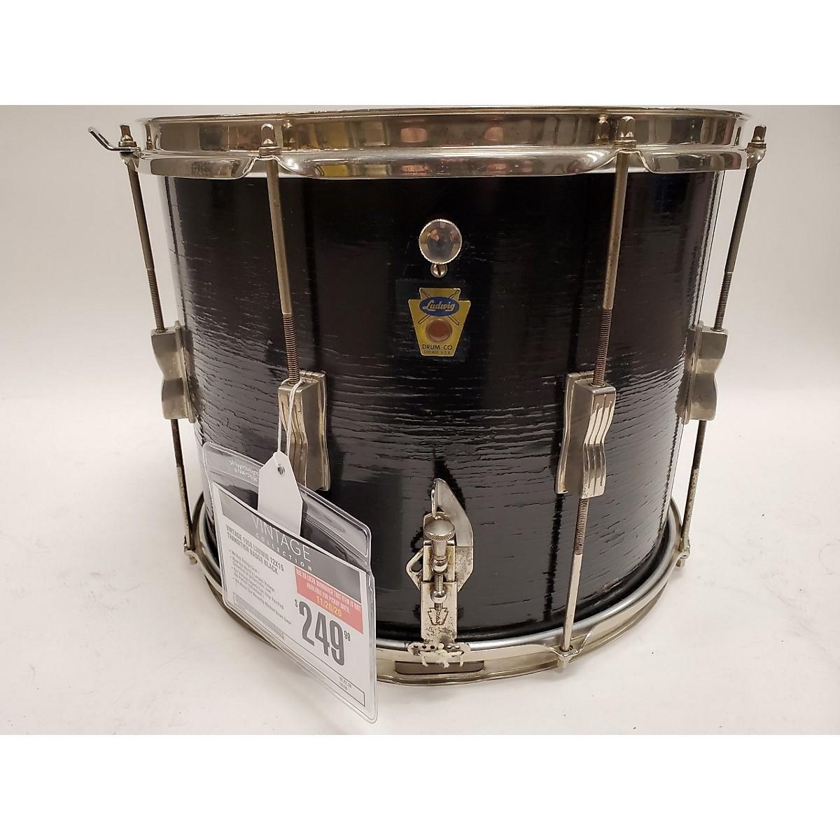 Ludwig 1958 12X15 Transition Badge Drum