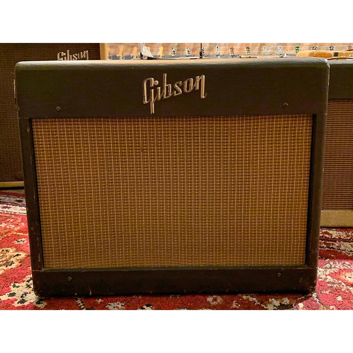 Gibson 1958 GA6 Tube Guitar Combo Amp