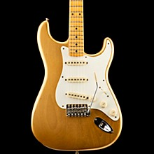 Fender Custom Shop 1958 Journeyman Relic Stratocaster Maple Fingerboard Electric Guitar Aztec Gold