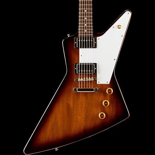 gibson custom 1958 mahogany explorer electric guitar vintage sunburst guitar center. Black Bedroom Furniture Sets. Home Design Ideas