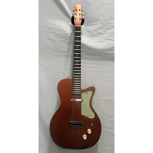 Silvertone 1958 U-1 Solid Body Electric Guitar
