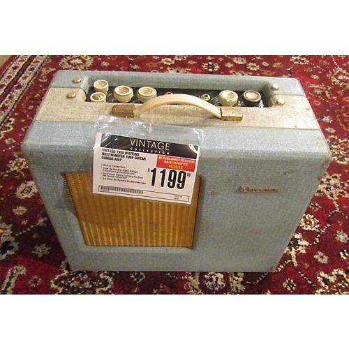 Watkins 1958 Westminster Tube Guitar Combo Amp