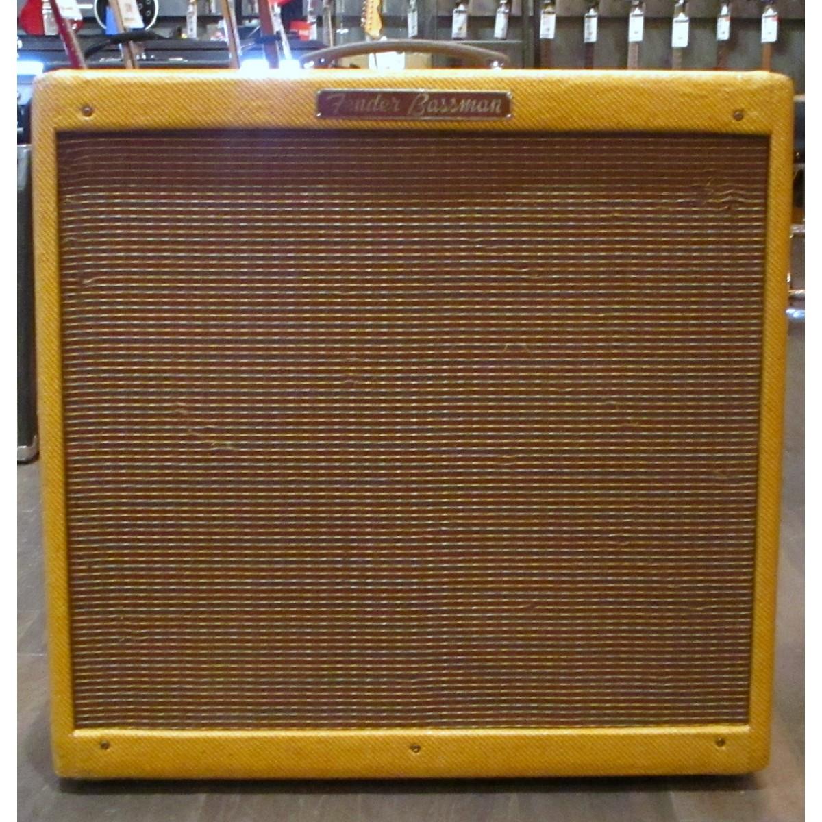 Fender 1959 BASSMAN Tube Guitar Combo Amp