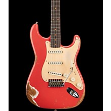1959 Heavy Relic Stratocaster Limited Edition Electric Guitar Fiesta Red