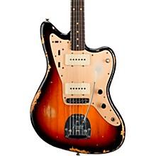 1959 Jazzmaster Heavy Relic Electric Guitar 3-Color Sunburst