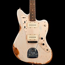 1959 Jazzmaster Heavy Relic Electric Guitar Dirty White Blonde