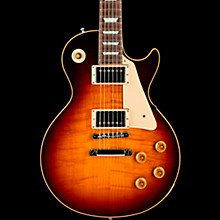 1959 Les Paul Standard Historic Collection Electric Guitar Faded Tobacco