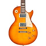 Gibson Custom 1959 Les Paul Standard Reissue VOS Electric Guitar Dirty Lemon