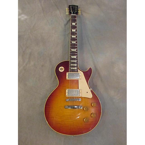 Gibson 1959 MURPHY BURST LES PAUL Solid Body Electric Guitar