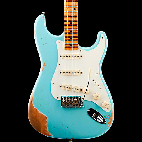 Fender Custom Shop 1959 Stratocaster Heavy Relic Maple Fingerboard Electric Guitar