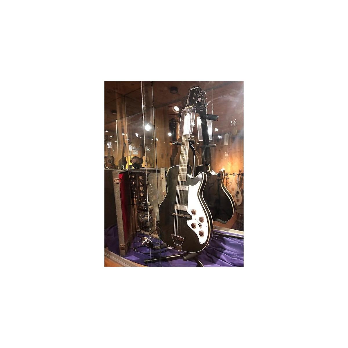 Silvertone 1959 Stratotone Solid Body Electric Guitar