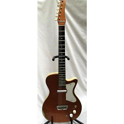 Silvertone 1959 U1 Single Cutaway Solid Body Electric Guitar