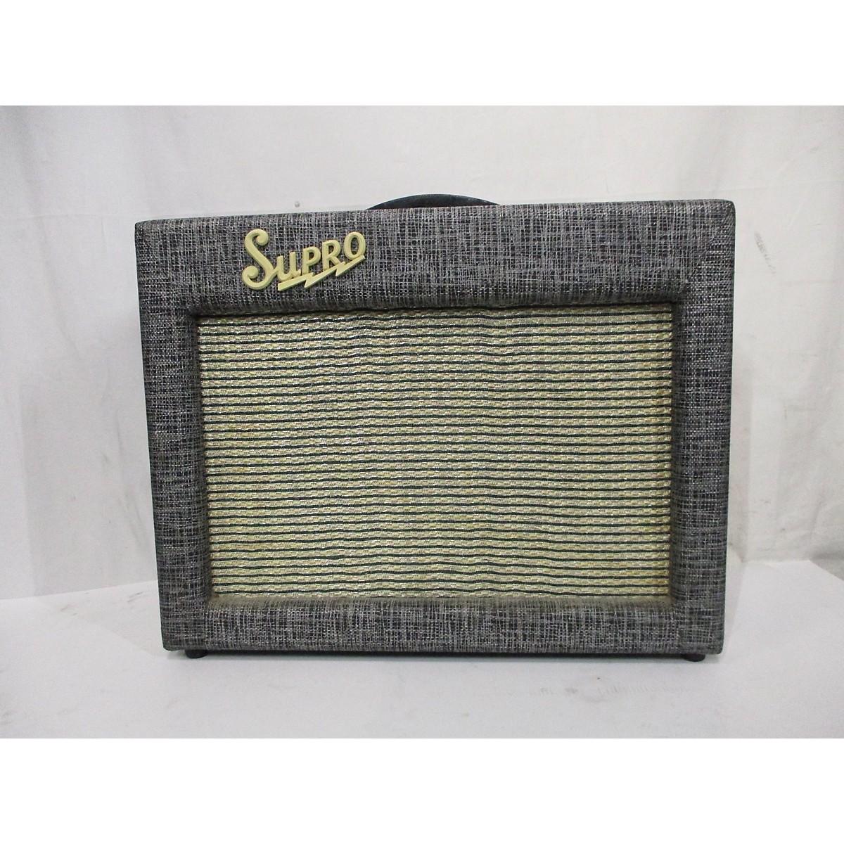 Supro 1960 1600N Supreme Tube Guitar Combo Amp