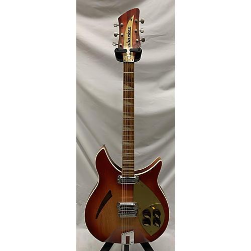 Rickenbacker 1960 360 Capri 6string Hollow Body Electric Guitar