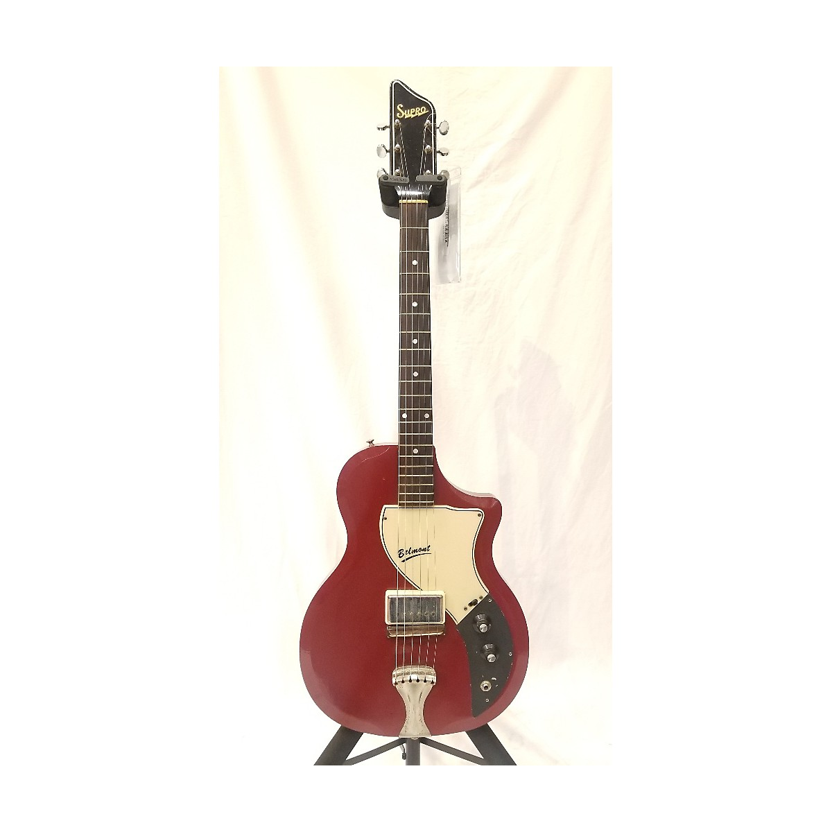 Supro 1960 Belmont Solid Body Electric Guitar