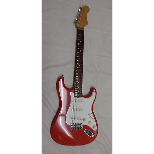 Fender 1960 Closet Classic Stratocaster Solid Body Electric Guitar