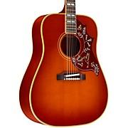 1960 Hummingbird with Adjustable Saddle Acoustic Guitar Heritage Cherry Sunburst