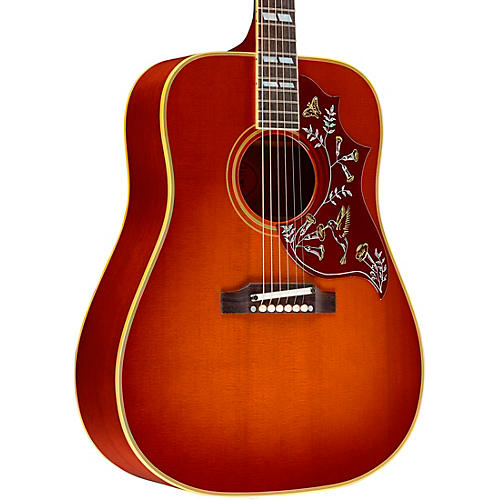 Gibson 1960 Hummingbird with Adjustable Saddle Acoustic Guitar