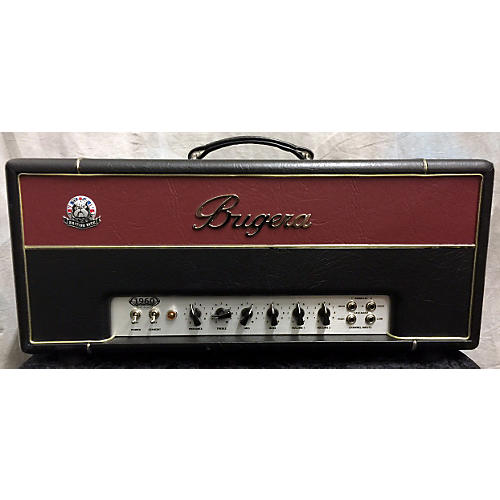 Bugera 1960 Infinium British Bite Tube Guitar Amp Head