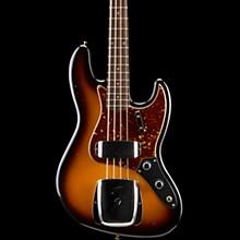 1960 Journeyman Relic Jazz Bass Faded 3-Color Sunburst