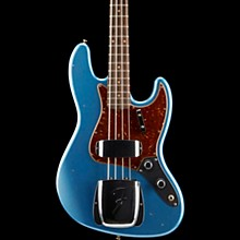 1960 Journeyman Relic Jazz Bass Faded/Aged Lake Placid Blue