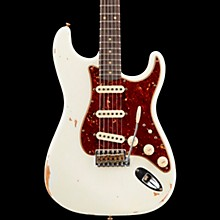 1960 Roasted Relic Stratocaster Electric Guitar Aged Olympic White