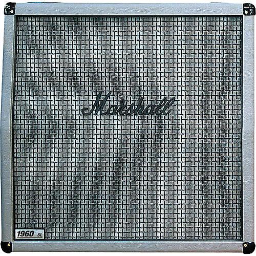 Marshall 1960 Silver Edition 300 Watt 4x12 Speaker Cabinet