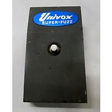 Univox 1960 Super Fuzz Effect Pedal