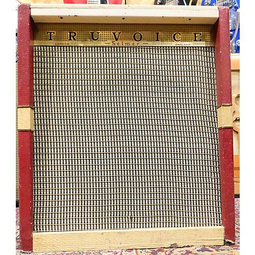 Selmer 1960 Truevoice Professinal TV12/T Tube Guitar Combo Amp