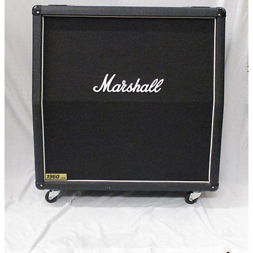 used marshall 1960a 300w 4x12 stereo slant guitar cabinet guitar center. Black Bedroom Furniture Sets. Home Design Ideas