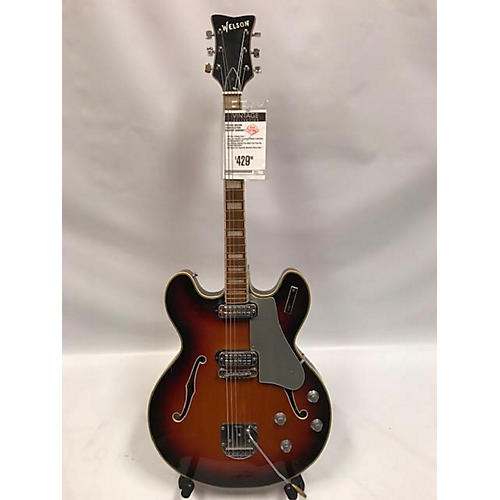 Welson 1960S Electric Archtop Hollow Body Electric Guitar