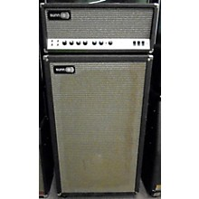 Sunn 1960s 100S Head And Cab Tube Guitar Combo Amp