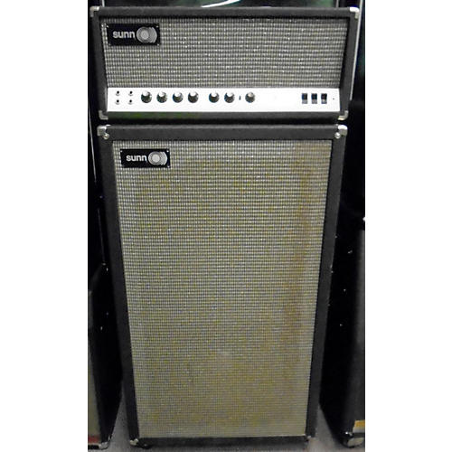 Sunn 1960s 100S Head And Cab Tube Guitar Combo Amp