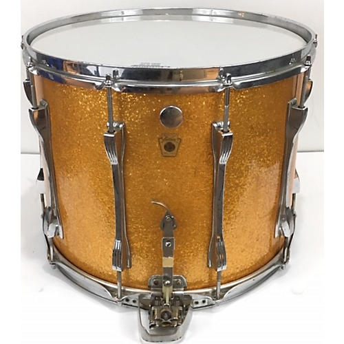Ludwig 1960s 12X15 Super Sensitive Marching Snare Drum